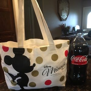 Disney Minnie Sephora Lightweight Canvas Tote